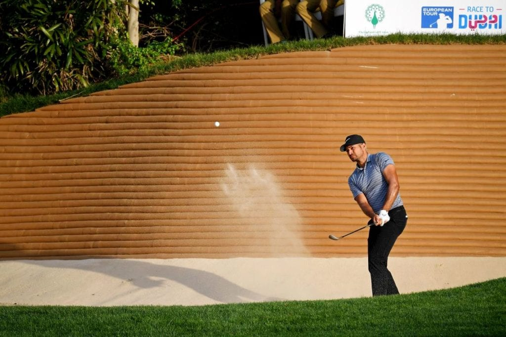 Gallacher and Suri share early lead in India, © Getty Images