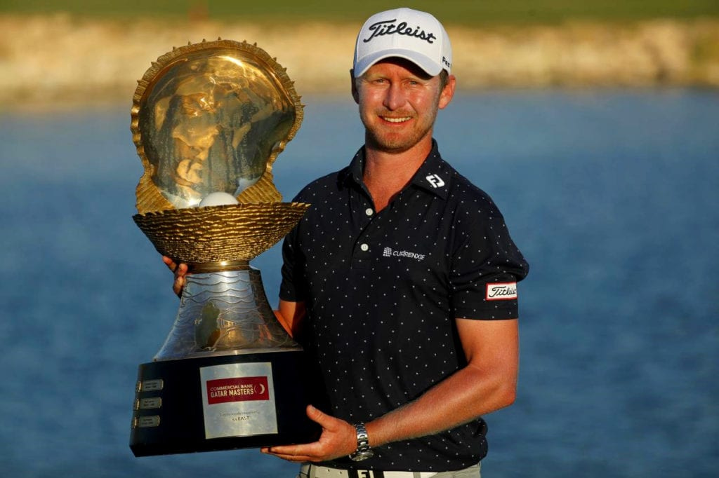 Harding rocks to Commercial Bank Qatar Masters victory, © Getty Images