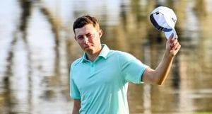 Matthew Fitzpatrick is not an anomaly in seeing where his future lies