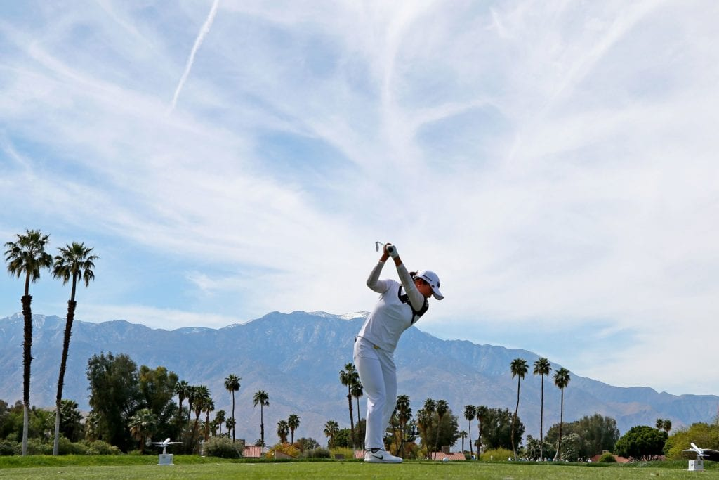 Jin Young Ko takes lead heading into final round, © Getty Images