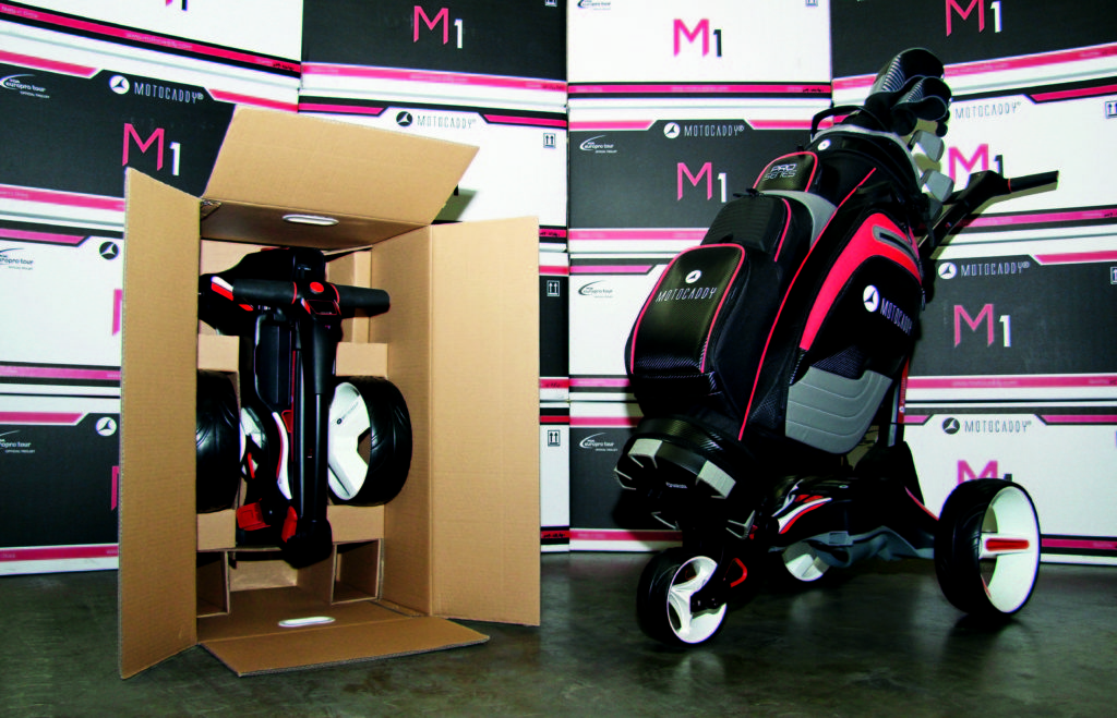 Motocaddy puts emphasis on environmental issues on & off the course