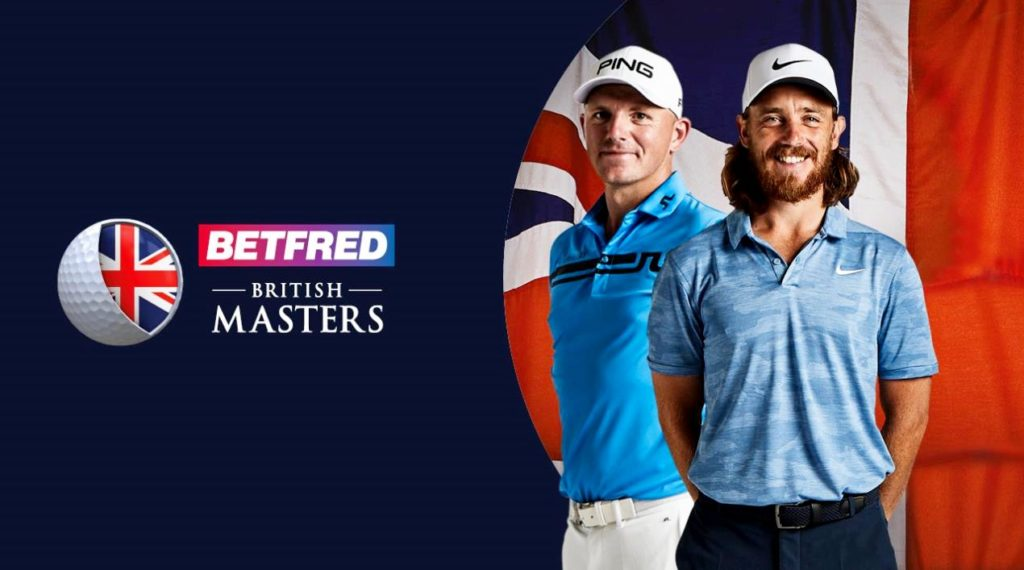Wallace excited to be back on home soil for Betfred British Masters, © Getty Images