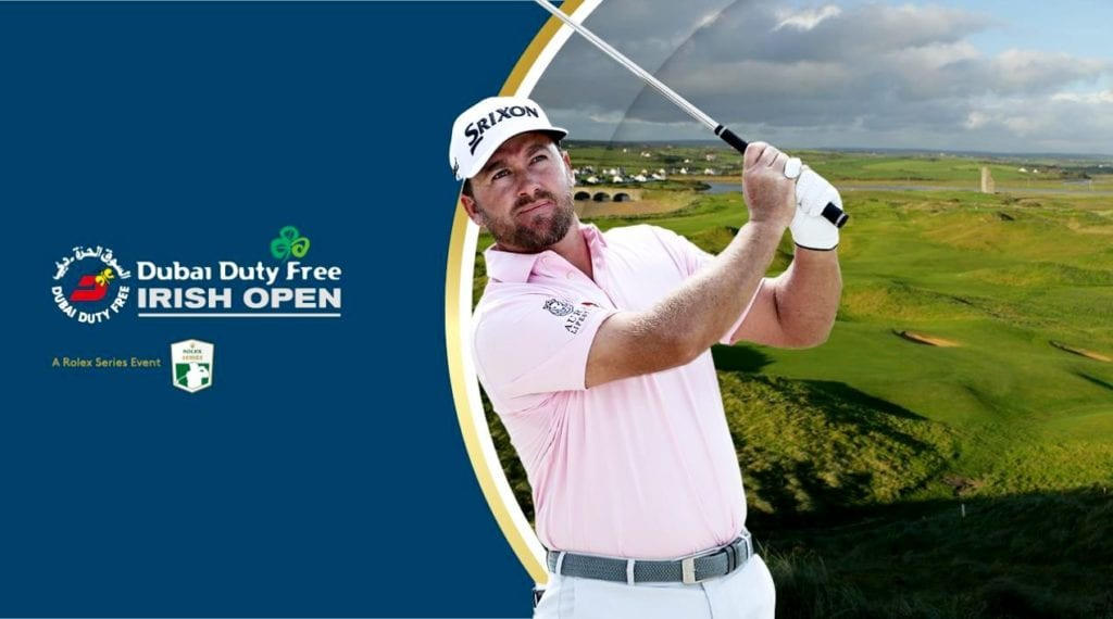 McDowell excited for Lahinch return
