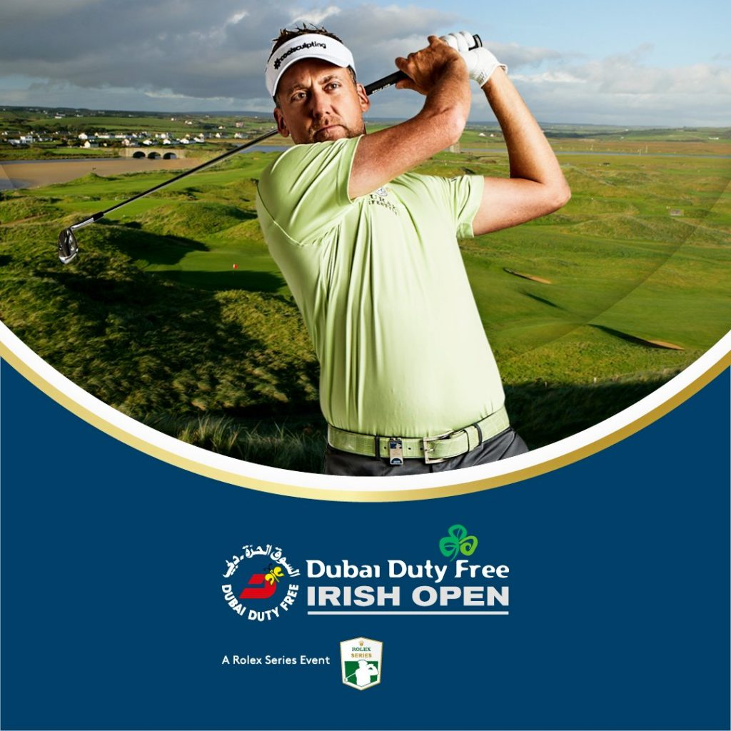 'Postman' Poulter set to deliver at Lahinch