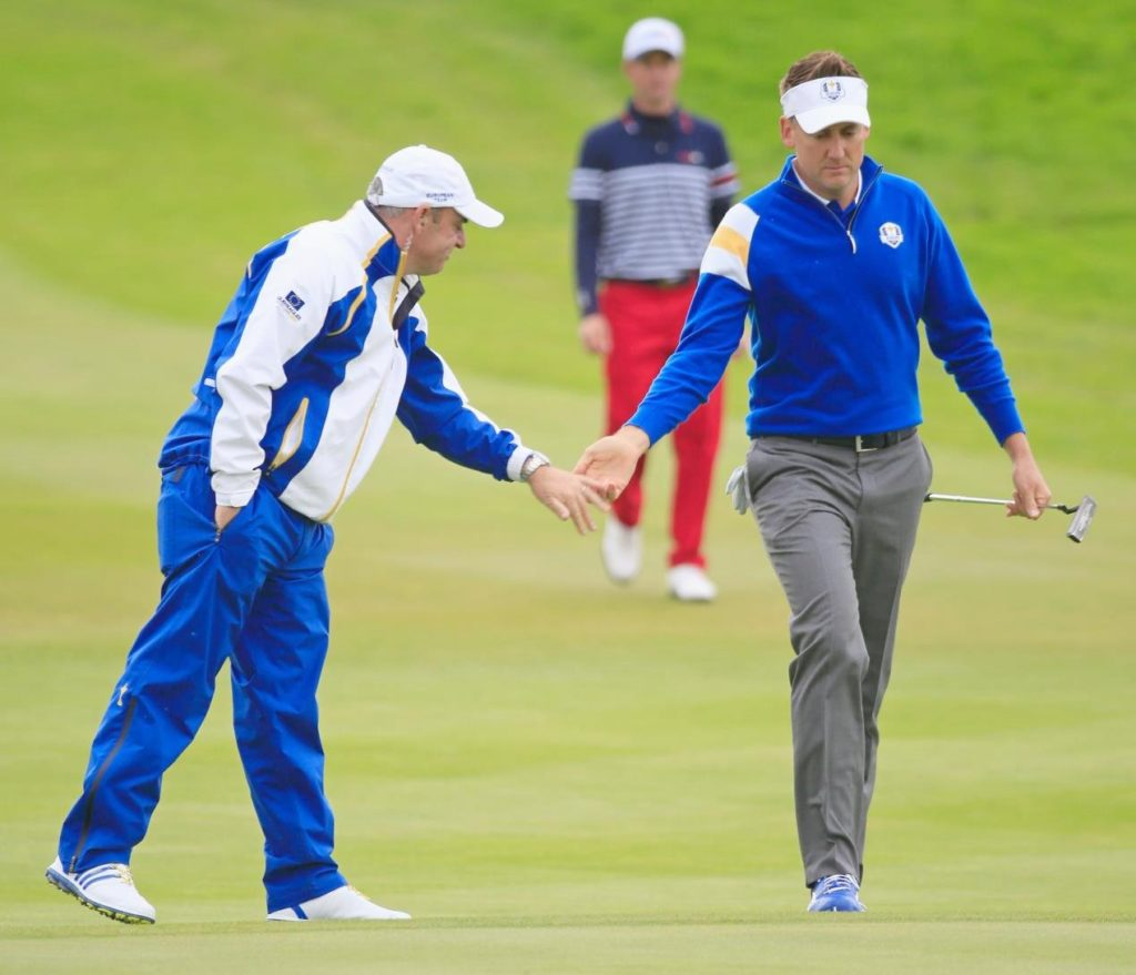 'Postman' Poulter set to deliver at Lahinch, © Getty Images