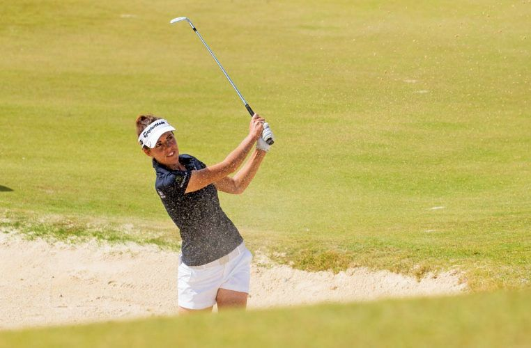 Huizing makes history as first leader in mixed golf, © Ladies European Tour