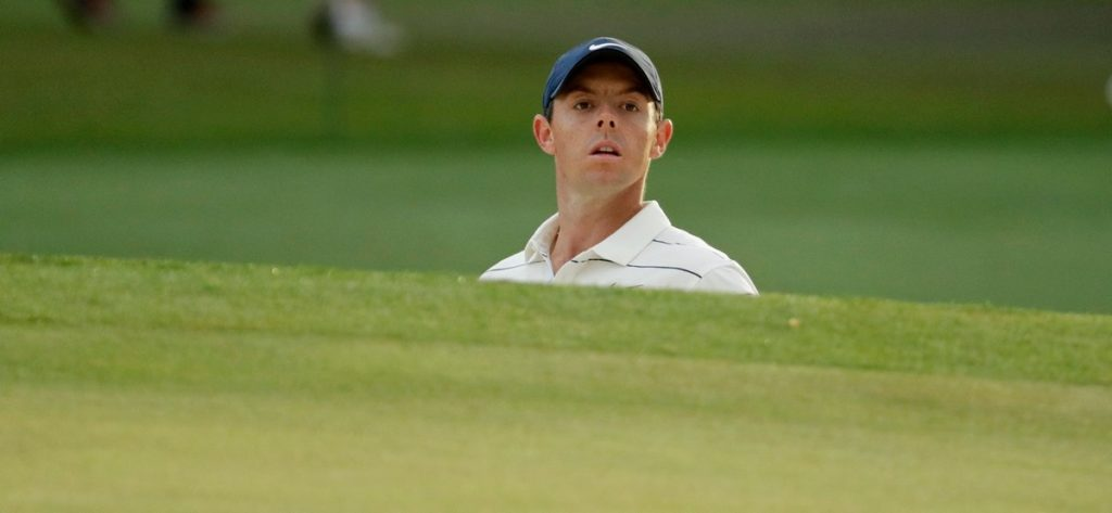 Rory McIlroy needed a low third round in the 83rd Masters