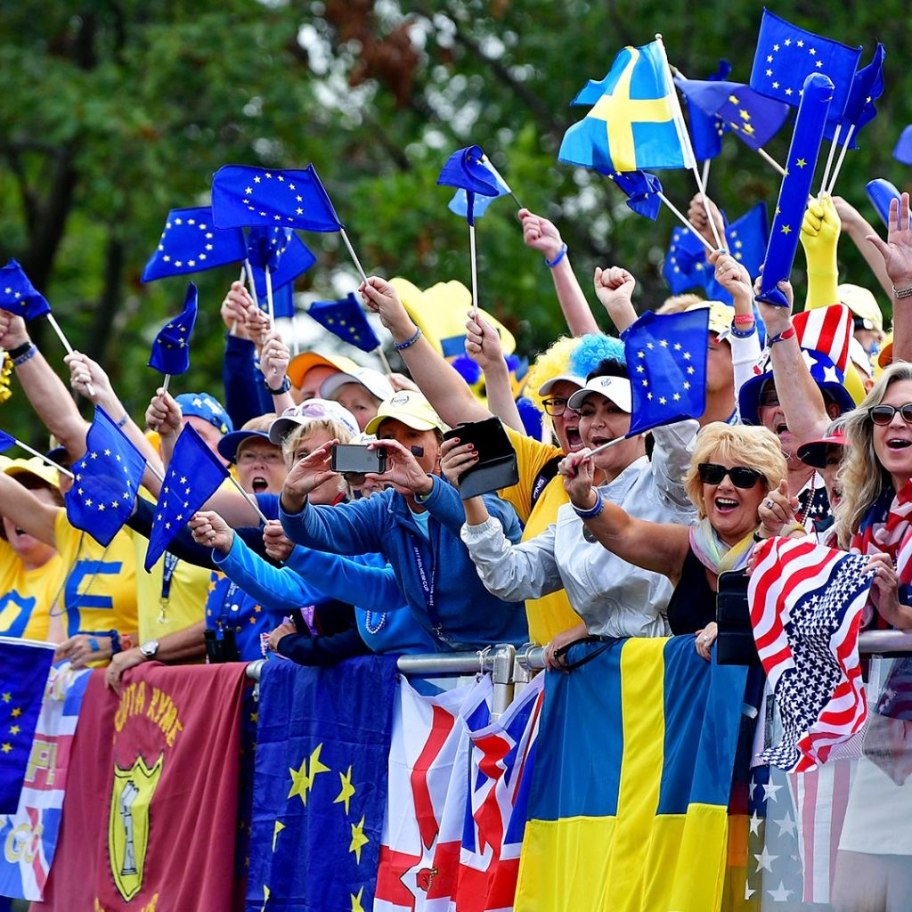 £10 tickets on sale for 2019 Solheim Cup Opening Ceremony Day
