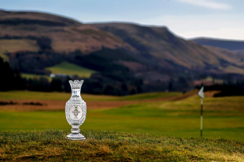 Earth Day commitment from The 2019 Solheim Cup