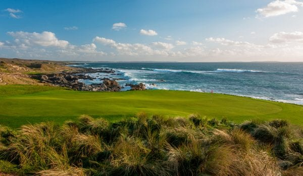 "Grade ""A"" Architecture – Cape Wickham Links - Mike DeVries and Darius Oliver"