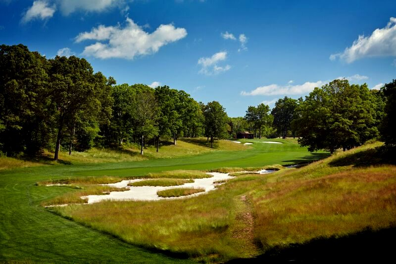 Four holes to watch at Bethpage Black - US PGA Championship