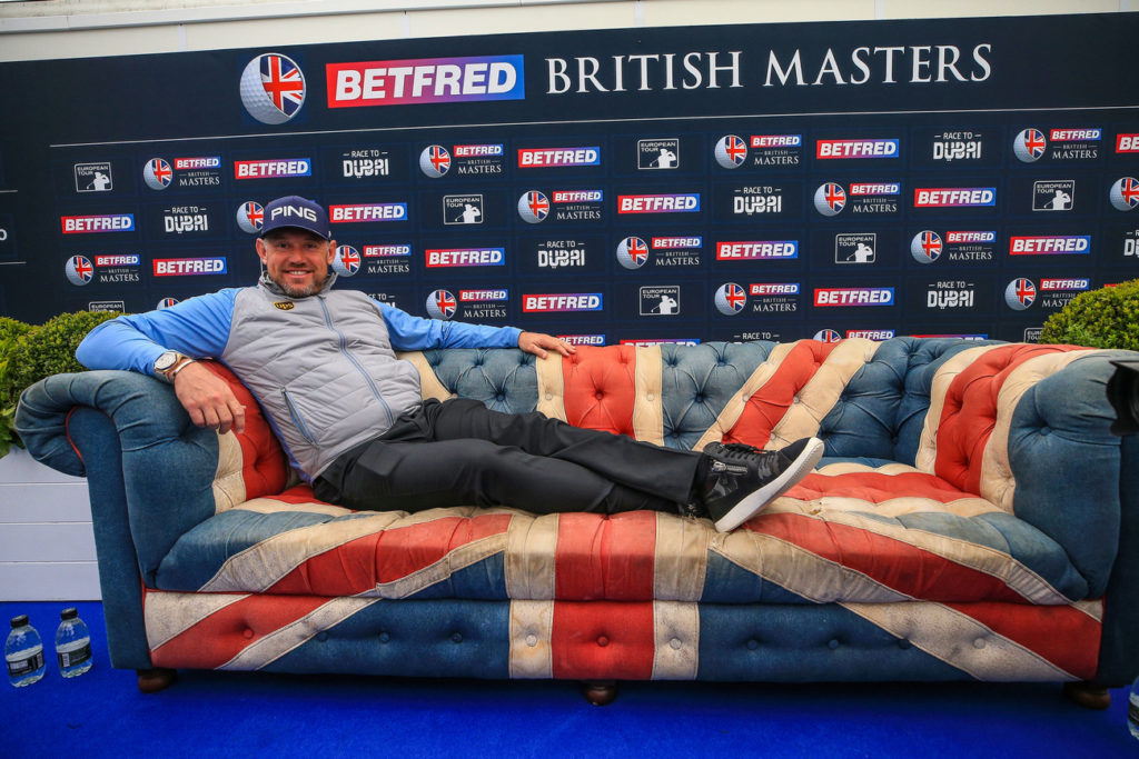 Westwood thinks Woods is the man to beat at US PGA Championship