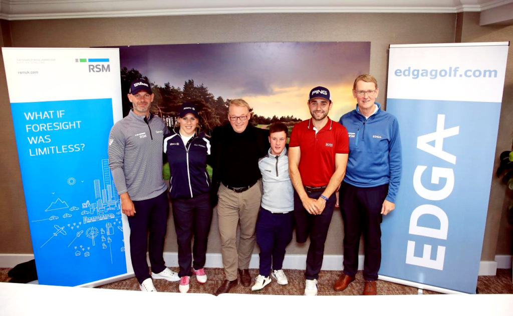 European Tour unveils 'Golfers with Disability' programme, © Getty Images