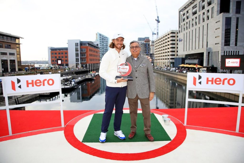 Fleetwood wins first Hero Challenge of 2019, © Getty Images