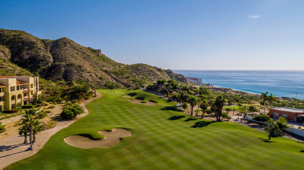 Cabo Real GC, 2nd hole