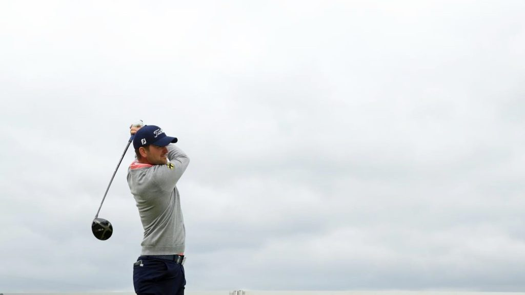 Wiesberger hits the front at Himmerland, © Getty Images