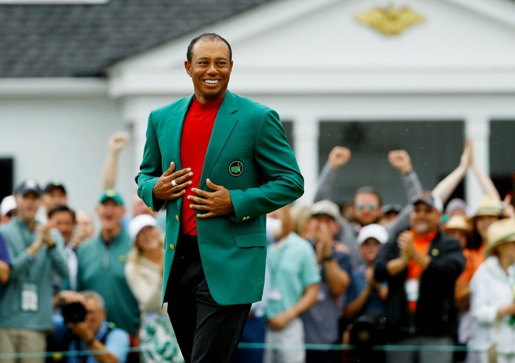 Tiger and the Bear – Who's the GOAT?
