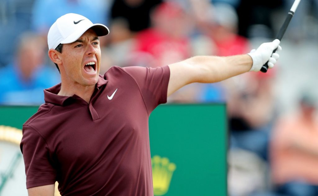 Rory McIlroy represented Ireland as an amateur (PA)