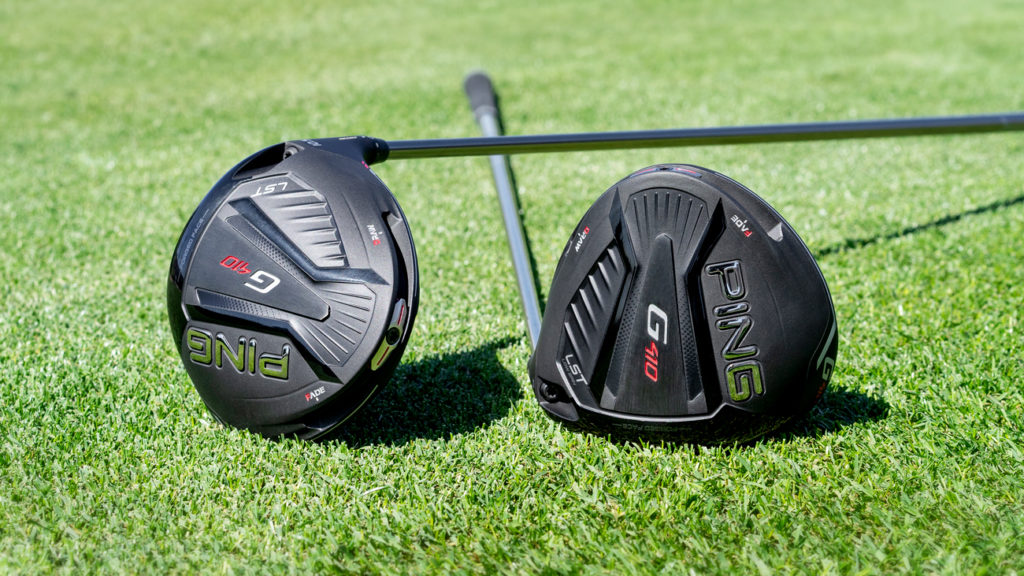 PING introduces G410 LST driver & Blueprint, forged blade iron