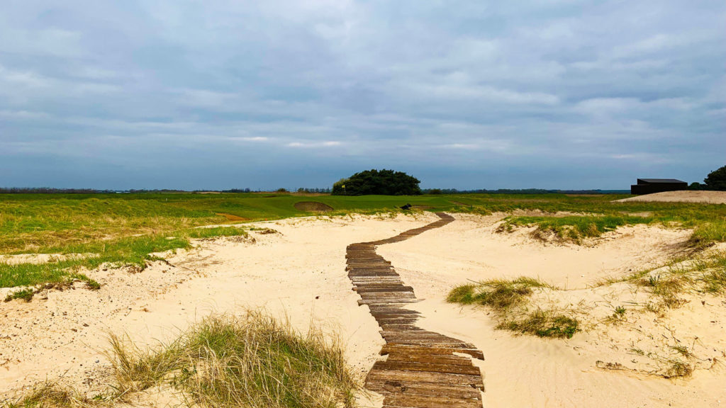 Prince's announce comprehensive Shore and Dunes works