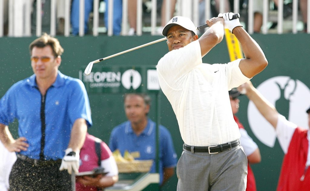 Faldo demands lowered expectations for Woods at Bethpage