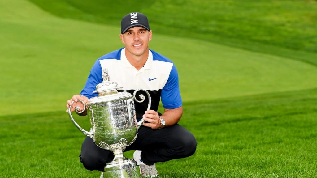 King Koepka seals Major number four in US PGA Championship, © Getty Images