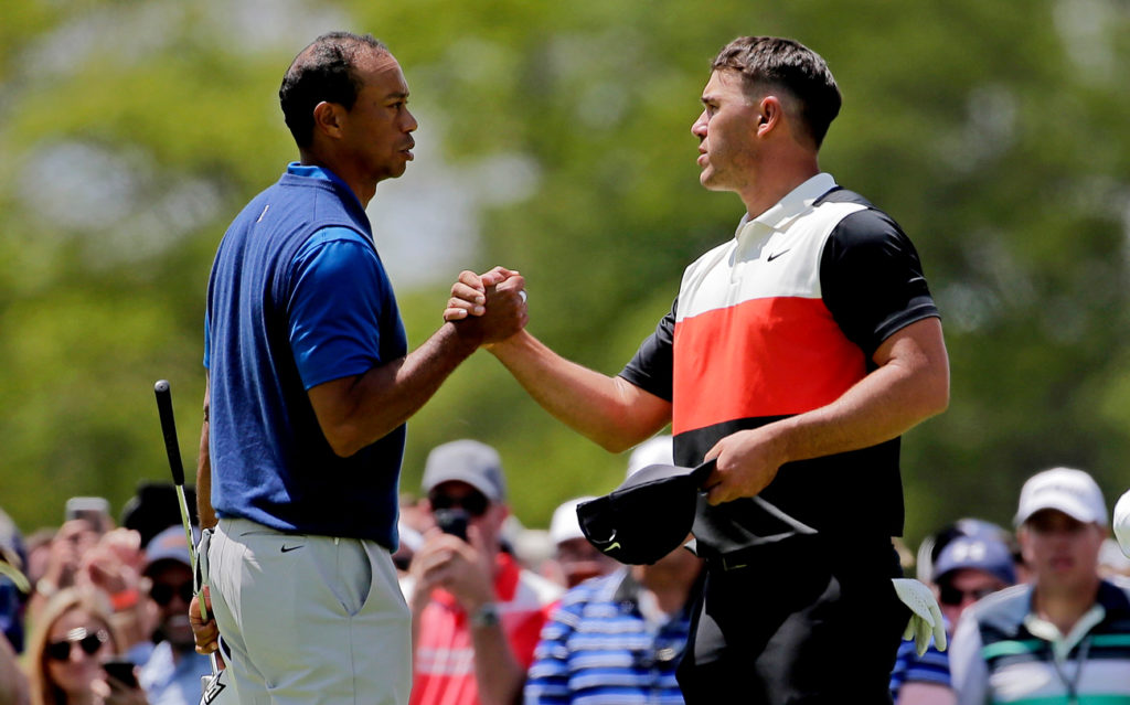 Koepka's Call -  Picks up at Bethpage where he left off from Bellerive