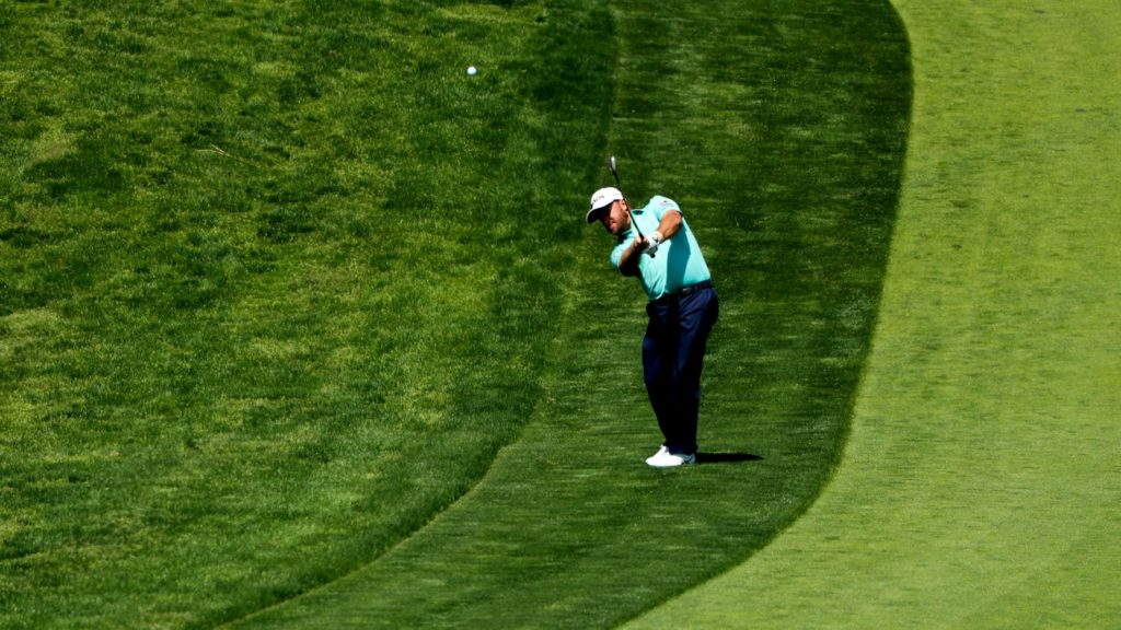 Graeme McDowell carded a final round of 70 in the US PGA Championship (AP Photo/Andres Kudacki)