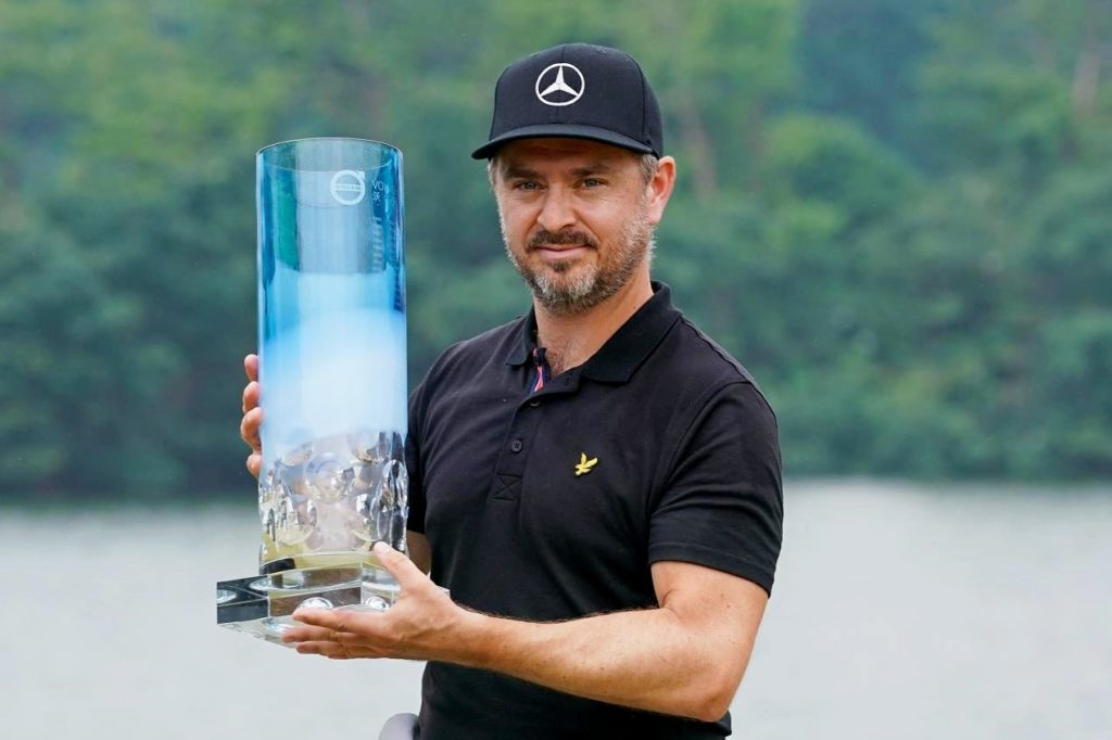 Majestic Mikko motors to Volvo China Open title, © Getty Images