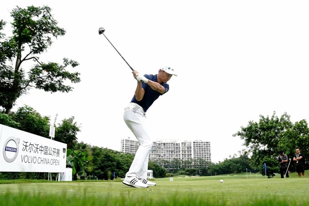 Li hoping to light up the 25th Volvo China Open, © Getty Images