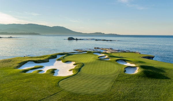 Behind the Architectural Curtain - 2019 US Open - Pebble Beach Golf Links