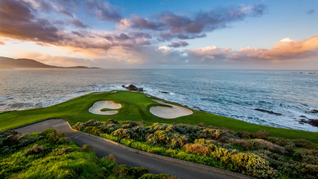 Pebble Beach 100 years and counting - Hosts 6th US Open this week