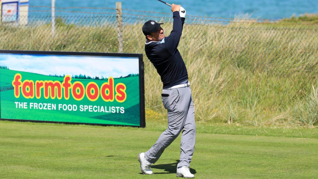 European Legends Links R2 - Remésy and Sandelin lead the way at Trevose