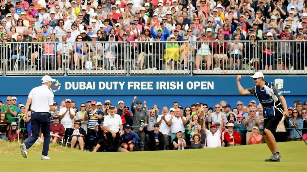 Limited tickets remain for weekend at Dubai Duty Free Irish Open