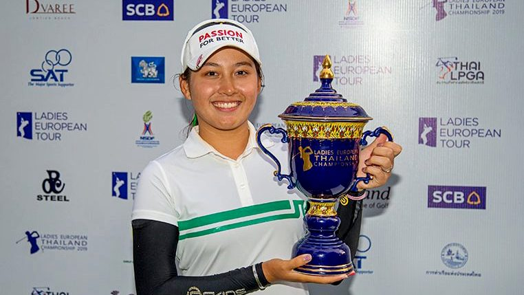 Ladies European Thailand Championship R4 - Atthaya Thitikul wins for the second time in three years