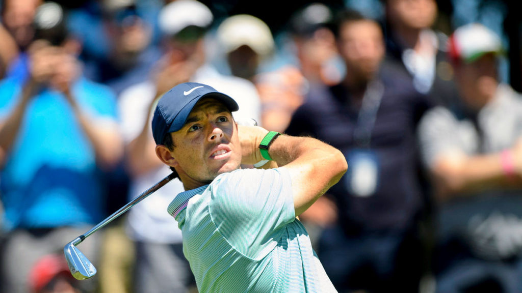 Rory McIlroy remains in contention in Ontario