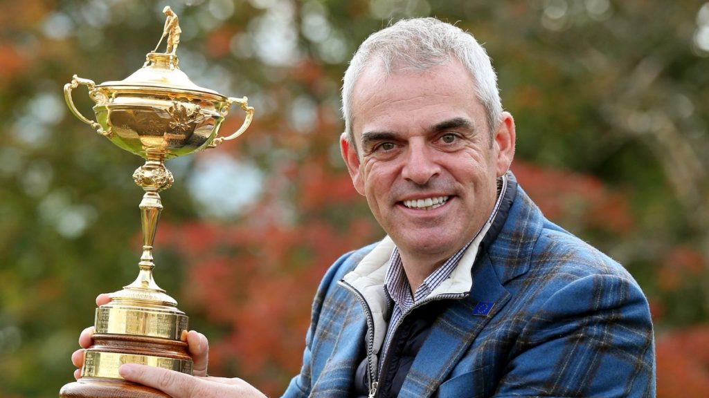 McGinley backing Woods to hit top form at US Open