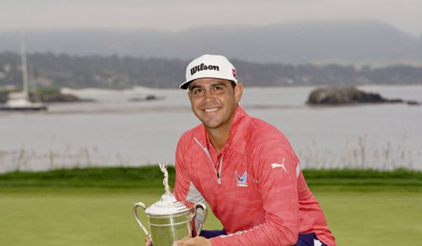 Woodland's Way Captures US Open at Pebble Beach