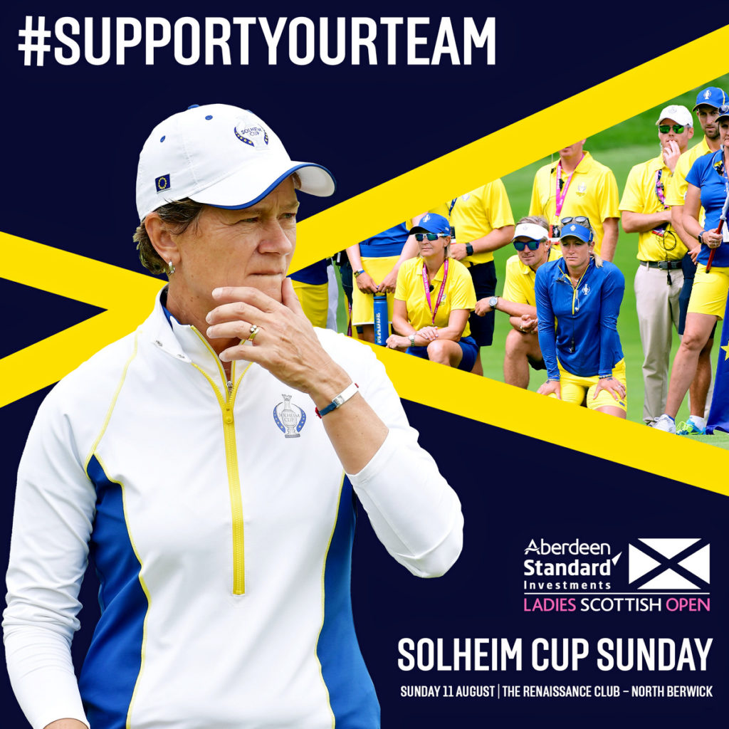 Ladies Scottish Open entertainment - The ASI Ladies Scottish Open has announced the introduction of two themed days for the weekend to add to the fun