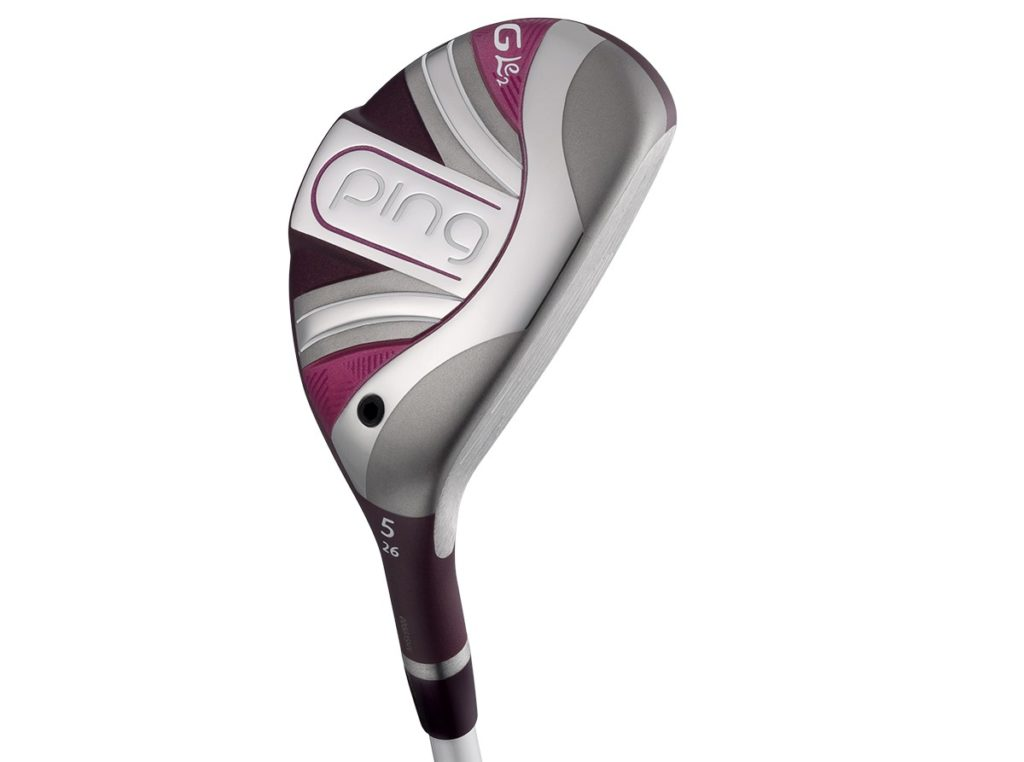 PING introduces next generation of custom-fit women's equipment, PING G Le2 family