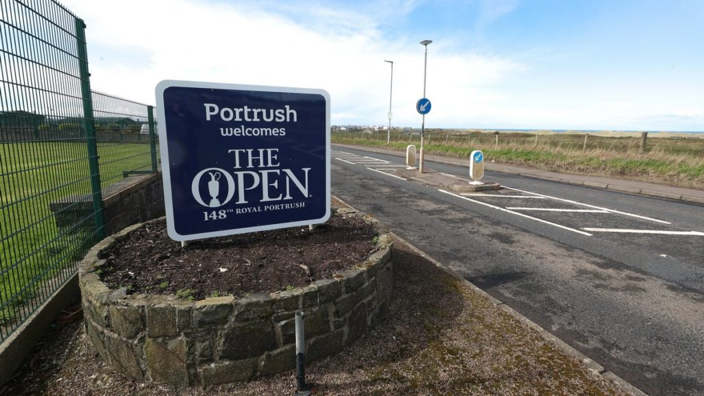 R&A refuses Daly request to use golf cart at Open - Royal Portrush in Northern Ireland will play host to the 2019 Open Championship