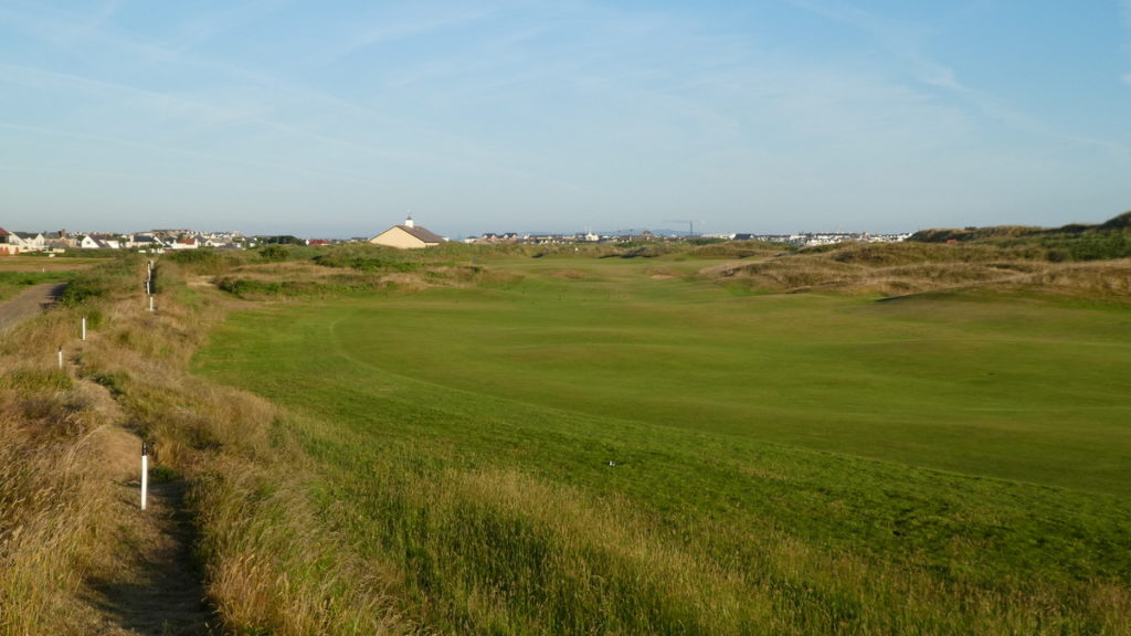 The 18th - Royal Portrush five holes to watch