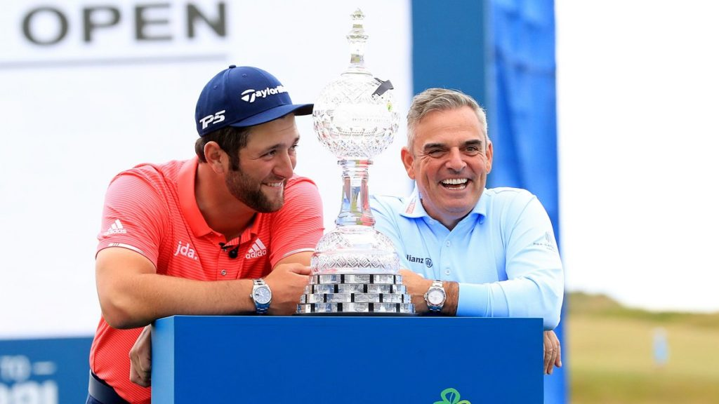 Rahm upbeat over Open chances after thrilling Irish Open victory