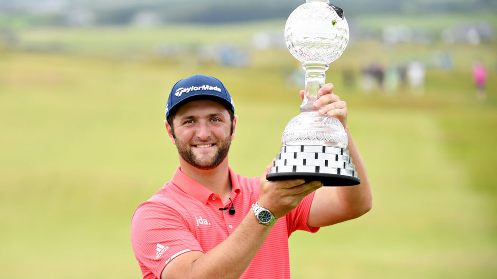 Irish Open R4 - Rahm claims Rolex Series hat-trick at Lahinch