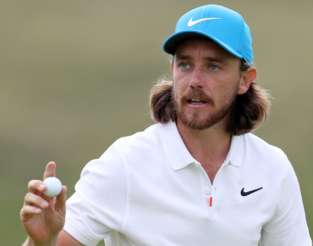 The Open Championship R3 - JTommy Fleetwood is Shane Lowry's closest challenger (David Davies/PA)