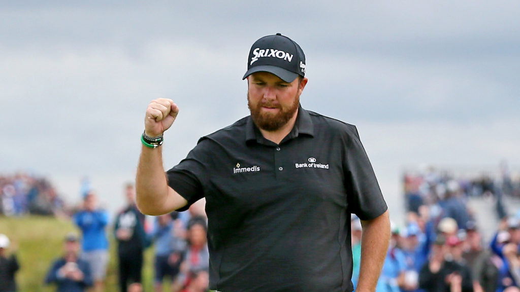 The Open Championship R3 - Lowry in driving seat after stunning 63 gives him four-shot lead at Royal Portrush