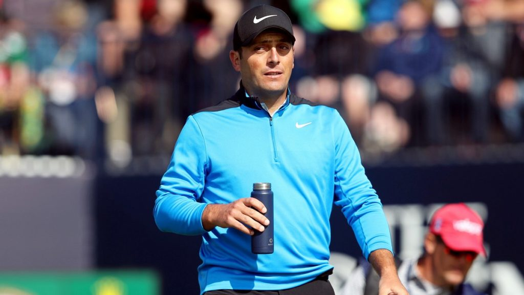Molinari's title defence has not gone as well as he hoped