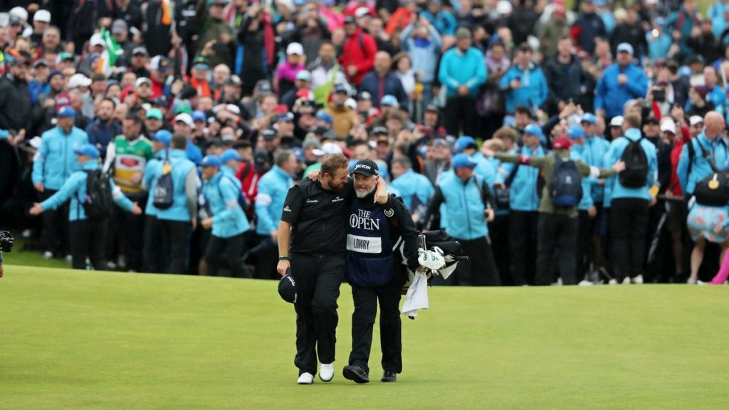 The Open Championship R4 - Shane Lowry storms to Open title at Royal Portrush