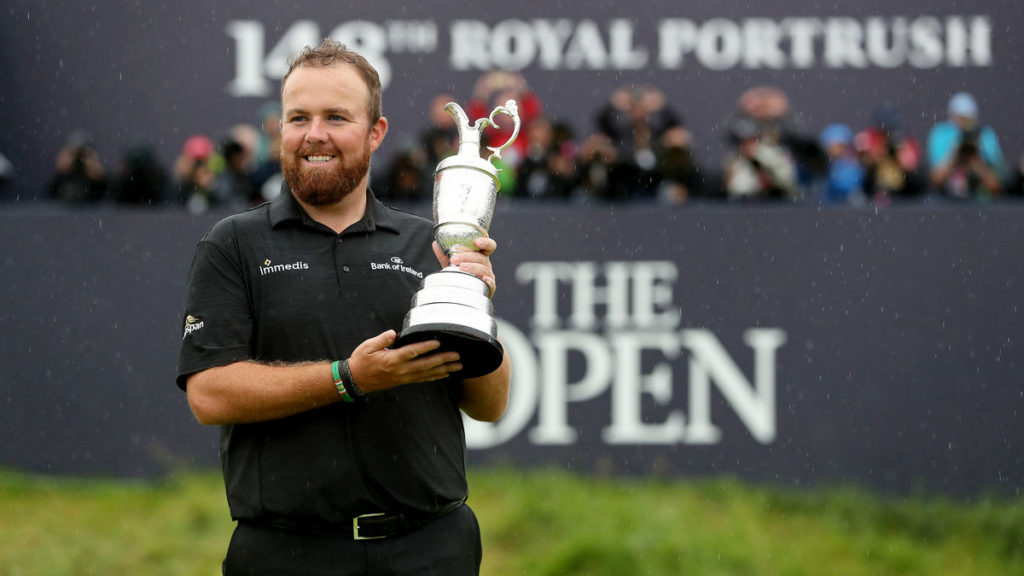 Shane's road -- then & now - Resilience brings home Claret Jug