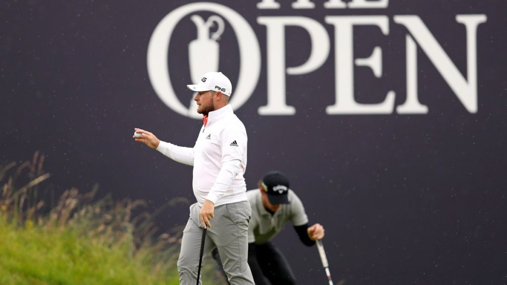Trio lead charge for England's first Open winner since 1992